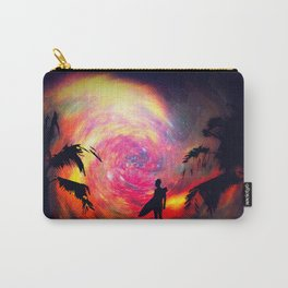 Surfin' The Galaxy Carry-All Pouch