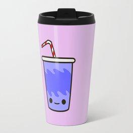 Yummy kawaii soft drink Travel Mug