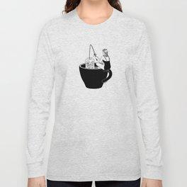 Laid-Back Time Long Sleeve T-shirt