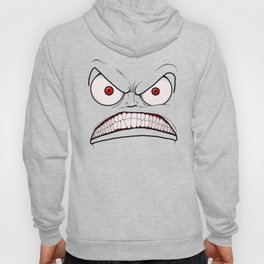 Emotional Angry Monday - by Rui Guerreiro Hoody