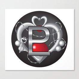 Sailor Pluto, Guardian of Time Canvas Print