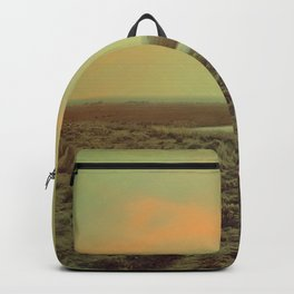 Lonely Landscape Backpack