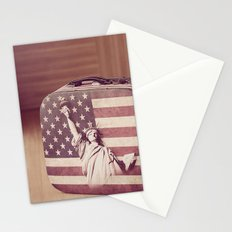The America  Stationery Cards