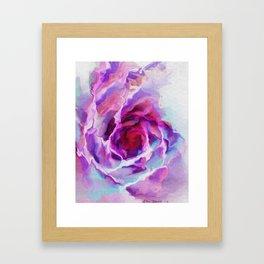 A Rose By Any Name Framed Art Print