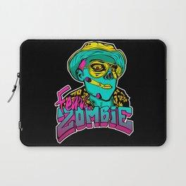 Fear the Zombie Laptop Sleeve