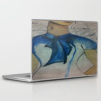 vogue Laptop & iPad Skins featuring Vogue by Taylor Starnes