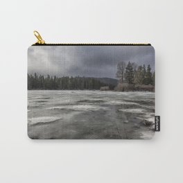 Fish Lake in Transition Carry-All Pouch