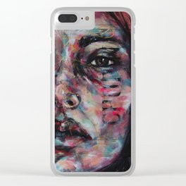 Solstice Clear iPhone Case