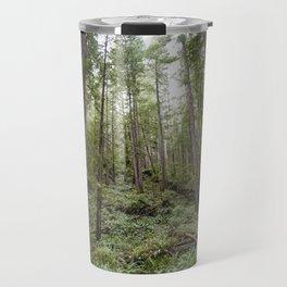 Fern Alley - Redwood Forest Nature Photography Travel Mug