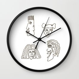 one liners Wall Clock