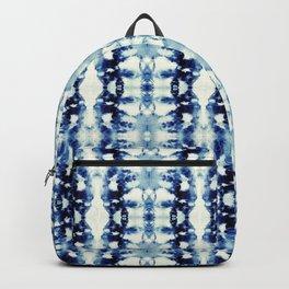 Tie Dye Blues Backpack