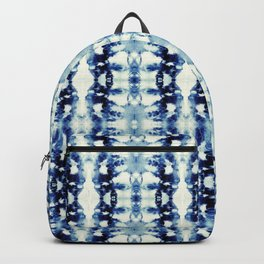 Tie Dye Blues Backpack