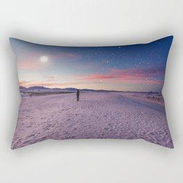 Moon gazers Rectangular Pillow