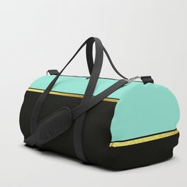 Spring Minimalist Duffle Bag