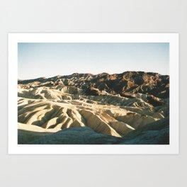 Desert Dreams 7 Art Print