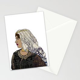 No Ban No Wall | Art Series - The Jewish Diaspora 003 Stationery Cards
