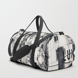 Rock n Roll Streets Duffle Bag