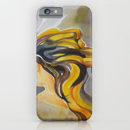 Blowin' In The Wind iPhone & iPod Case