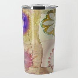 Gleeted Substance Flower  ID:16165-082307-33861 Travel Mug
