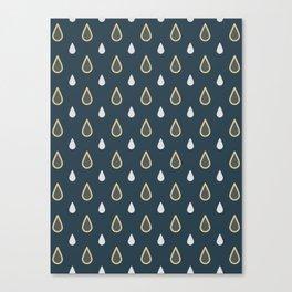 Drink Drops Canvas Print