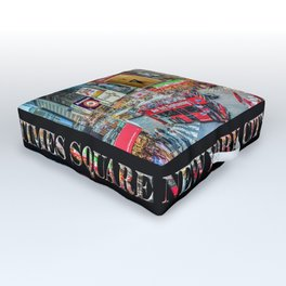 Times Square II Special Edition I Outdoor Floor Cushion