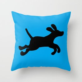 The ZOOMS! Throw Pillow