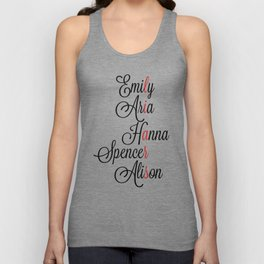 Two Can Keep a Secret... Unisex Tank Top