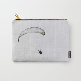 Parachute in the sky Carry-All Pouch