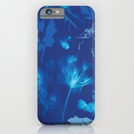 Sun Print Botanicals iPhone Case