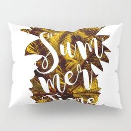 Summer Time Pillow Sham