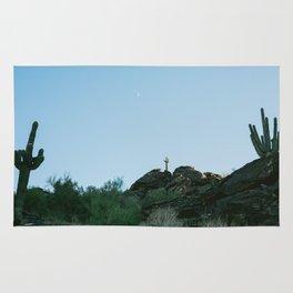 Arizona Desert Moon Rug