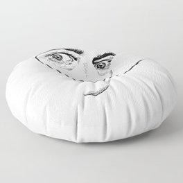 Dalí Floor Pillow
