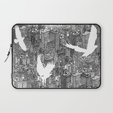 Ecotone (black & white) Laptop Sleeve