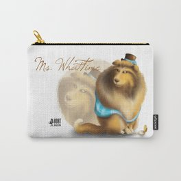 Ms. WhatTime Carry-All Pouch