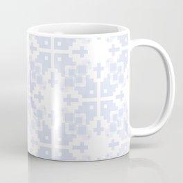Pale blue gray no.21 Coffee Mug