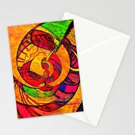 Tropical Farm 3 Stationery Cards