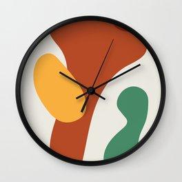 Abstract No.1 Wall Clock