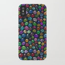 Candied Skulls iPhone Case