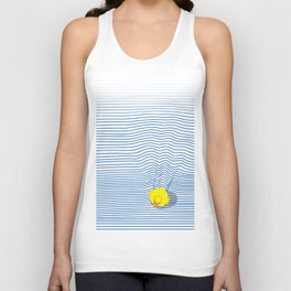 Rubber Ducky Unisex Tank Top