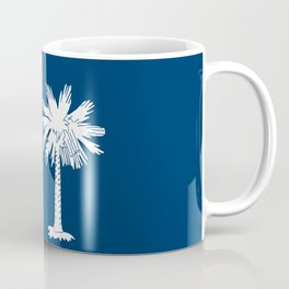 South Carolina State Flag Coffee Mug