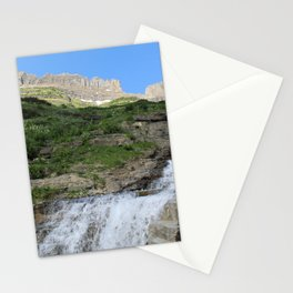 Water on the Rocks Stationery Cards
