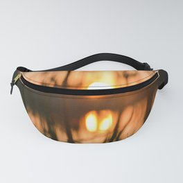 Cattails Fanny Pack