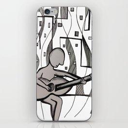 Urban Guitarist  iPhone Skin