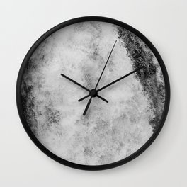 Secret waterfall Wall Clock