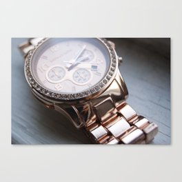 Watch  Canvas Print