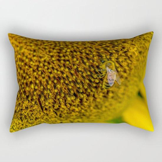 BzzzZzzzZzzz Rectangular Pillow