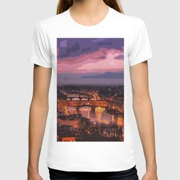 Florence, beauty of Italy T-shirt