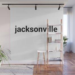 jacksonville Wall Mural