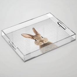 Rabbit - Colorful Acrylic Tray