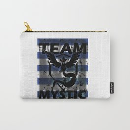 Team Mystic Strip Carry-All Pouch
